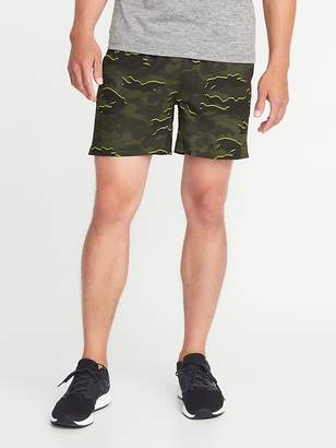 "Old Navy Quick-Dry 4-Way Stretch Performance Shorts for Men (5"")"