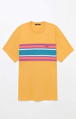 Obey Kelly Box Striped T-Shirt