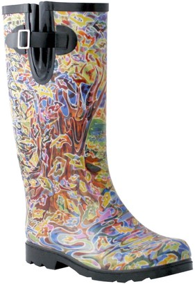 NOMAD Puddles III Rubber Rain Boots - Artist Bo ots