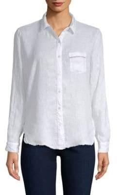 Stateside Linen Button-Down