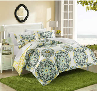 Chic Home Ibiza 3 Pc Full/Queen Duvet Cover Set Bedding