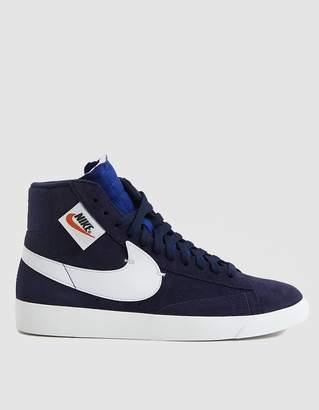Nike W Blazer Mid Rebel in Blackened Blue