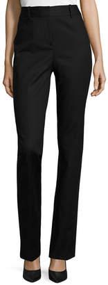 Liz Claiborne Classic Fit Double Cotton Audra Trousers