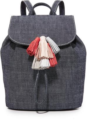Rebecca Minkoff Sofia Drawstring Backpack $275 thestylecure.com