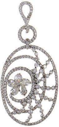 Diamond Select Cuts 18K 2.48 Ct. Tw. Diamond Pendant