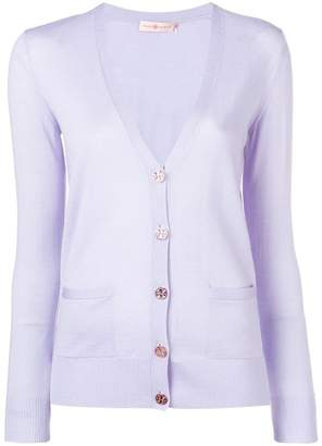 Tory Burch V-neck button cardigan
