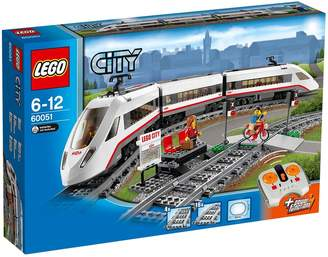 Lego City 60051 High Speed Passenger Train