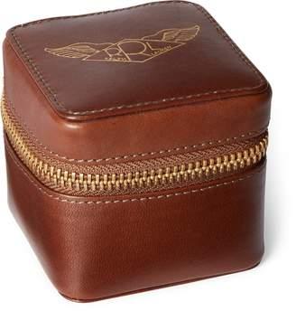 Ralph Lauren Leather Watch Case