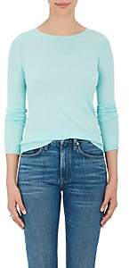 Barneys New York Women's Silk-Cashmere Sweater - Mint