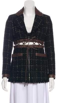 Chanel 2016 Fantasy Tweed Blazer