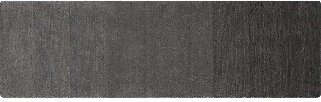 CB2Ombre Grey Runner 2.5'x8'