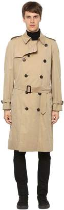 Burberry Westminster Cotton Trench Coat
