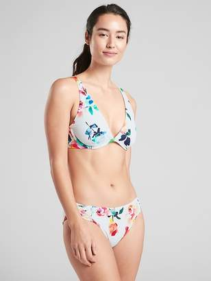 Athleta Blossom Bra-Sized Bikini Top