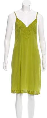 Dolce & Gabbana Sleeveless Knee-Length Dress