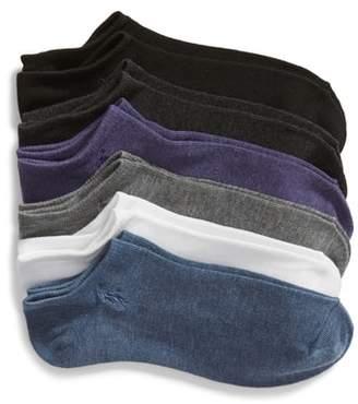 Ralph Lauren 6-Pack Low-Cut Socks