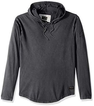 Quiksilver Men's Salty Hood Tee Knit T-Shirt
