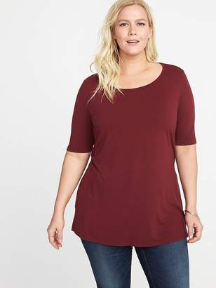 Old Navy Plus-Size Jersey Tunic