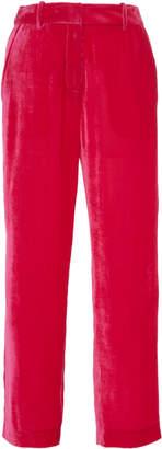 Sies Marjan Willa Corduroy Silk-Cotton Pants Size: 0