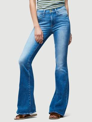 Frame Denim Le High Flare Brightwalton