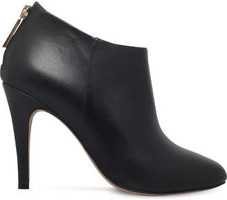 Kurt Geiger London Dahla zipped leather boots