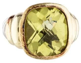 David Yurman Quartz Noblesse Cocktail Ring