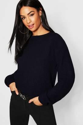 boohoo Tall Crew Neck Sweater