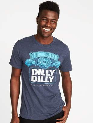 Old Navy Bud Light® Graphic Tee for Men