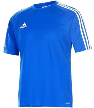 3 Stripe Sereno T Shirt Mens