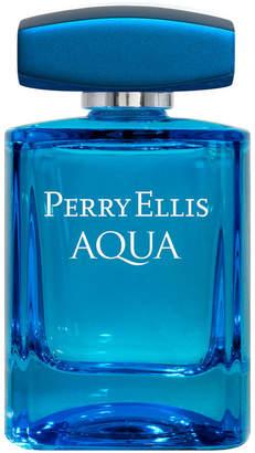 Perry Ellis Men's Aqua Eau de Toilette, 3.4 oz