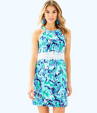 Lilly Pulitzer Womens Ashlyn Shift Dress