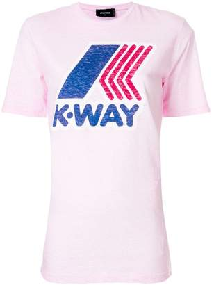 DSQUARED2 K-Way T-shirt