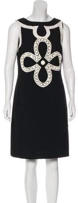 Tory Burch Knit Sleeveless Dress