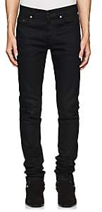 Saint Laurent Men's Skinny Jeans - Black