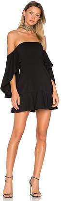 BCBGMAXAZRIA Simone Dress in Black $323 thestylecure.com