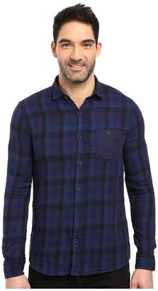 Mavi Jeans Checked Shirt Men's Clothing