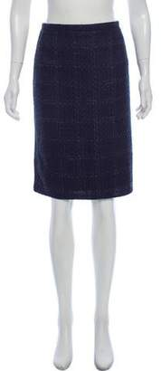 Tory Burch Knee-Length Knit Skirt