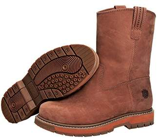 Muck Boot Muck Wellie Classic Soft Toe Men's Leather Work Boots