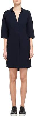Whistles Lola Shirt Dress $189 thestylecure.com