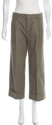 Marni Cropped Wide-Leg Pants