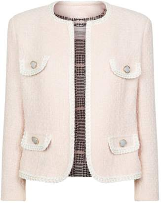 Couture Forte Boucle Knit Jacket