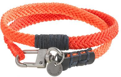 J.Crew Caputo & Co. chevron wrap bracelet