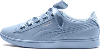 Vikky Ribbon Satin Women's Sneakers