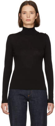 Rag & Bone Black Leyton Turtleneck