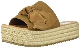 Coolway Women's Winky Espadrille Wedge Sandal