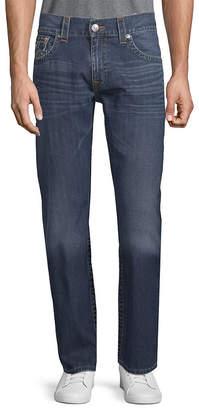 True Religion Straight-Leg Flap-Pocket Pant