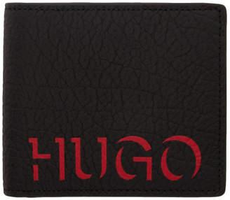 HUGO Black Victorian Wallet