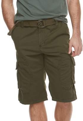 X-Ray Xray Men's XRAY Belted Cargo Shorts