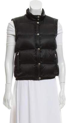 Andrew Marc Down Puffer Vest