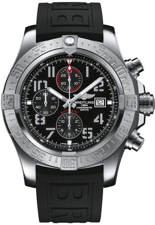 Super Avenger II Automatic Chronograph Watch 48mm