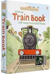 EDC Publishing Wind-Up Train Book
